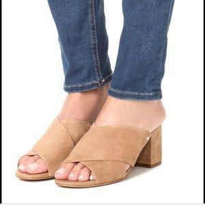 Sam Edelman Stanley camel Suede shoes